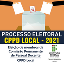 Eleição CPPD 2021
