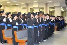 Campus Betim realiza colação de grau dos cursos técnicos