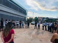 IFMG Campus Avançado Ipatinga recebe a visita da Reitoria Itinerante