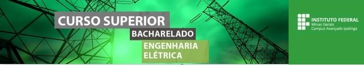 Banner processo seletivo Eng Eletrica 2018
