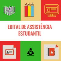 Resultado Edital de Assistência Estudantil 2018/1