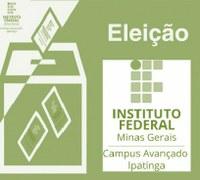 Eleições Colegiado Técnico em Automação Industrial Integrado ao Ensino Médio IFMG Campus Ipatinga