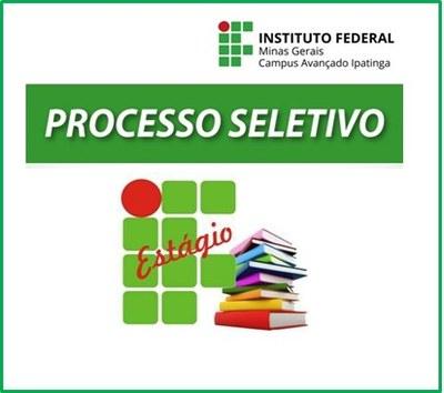 IFMG Campus Avançado Ipatinga divulga Processo Seletivo para Estagiário - Edital nº 003/2019