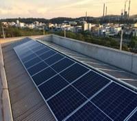 IFMG Campus Ipatinga finaliza a instalação da Usina Fotovoltaica
