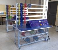 IFMG Ipatinga realiza a primeira etapa da montagem dos laboratórios