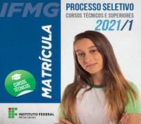Processo Seletivo 2021.1 - Orientações para matrículas