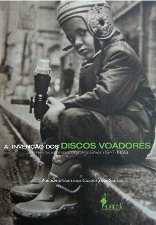 Livro Rodolpho - discos voadores