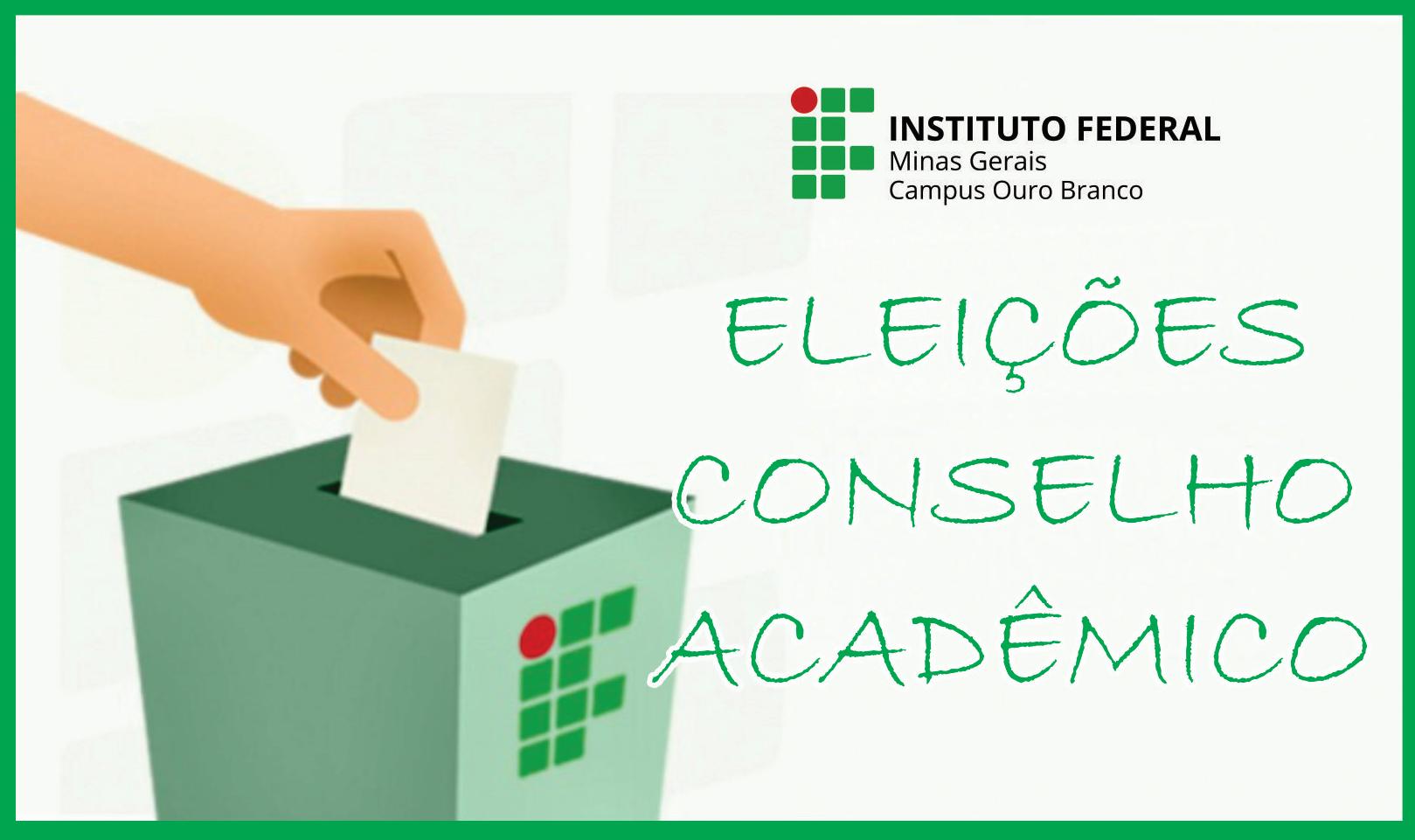 Eleição - Conselho Acadêmico ok