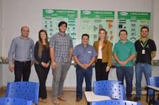 Amanco doa equipamentos de hidráulica para o IFMG - Campus