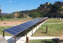 Usina fotovoltaica de Ponte Nova