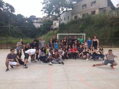 Campus Ponte Nova realiza o 1º Dia da Família na Escola