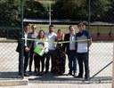 Inauguração da Quadra Poliesportiva