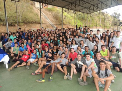 II Jogos Internos - IFMG Campus Avançado Ponte Nova