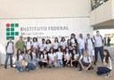 Delegação do IFMG Ponte Nova