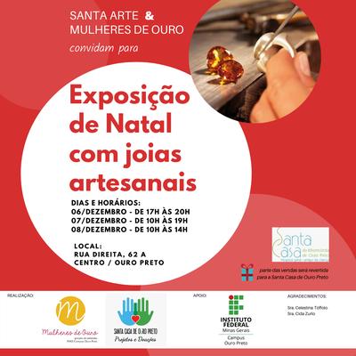 Exposição Joias Artesanais