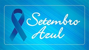 IFMG participa do Setembro Azul & Amarelo — Instituto Federal de Educação, Ciência e Tecnologia de Minas Gerais IFMG