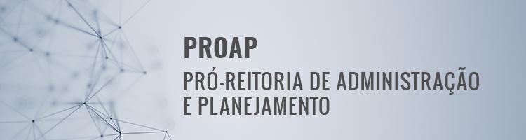Pró-reitoria de Administração e Planejamento