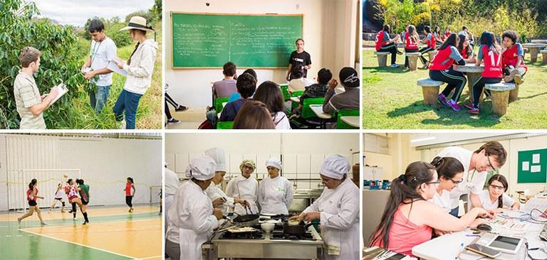 Fotos do IFMG