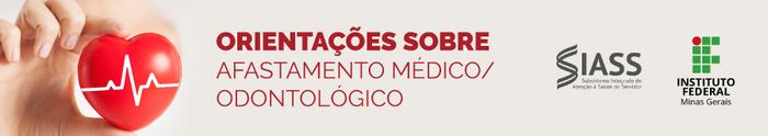 Banner Afastamento médico